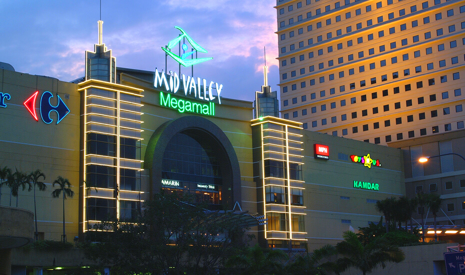 Midvalley City is Around the Corner